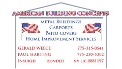AMERICAN BUILDING CONCEPTS, LLC