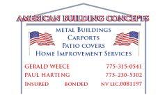AMERICAN BUILDING CONCEPTS, LLC